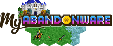 MyAbandonware Heroes of Might and Magic Logo