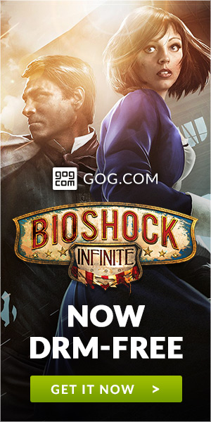 Bioshock Infinite now on GOG
