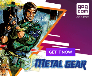 Metal Gear now available on GOG