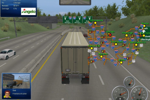 18 Wheels of Steel: Across America abandonware