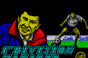 1st Division Manager abandonware