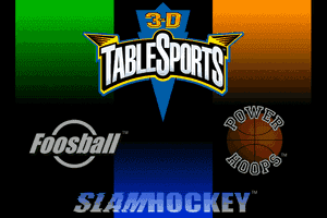 3-D TableSports 0