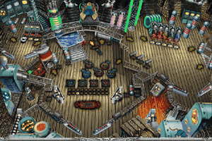 3-D Ultra Pinball: Creep Night abandonware