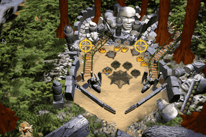 3-D Ultra Pinball: The Lost Continent 14