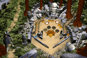 3-D Ultra Pinball: The Lost Continent 16