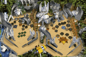 3-D Ultra Pinball: The Lost Continent 5