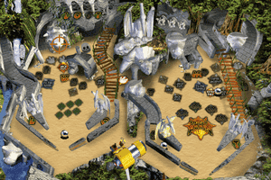 3-D Ultra Pinball: The Lost Continent 7