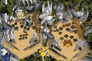 3-D Ultra Pinball: The Lost Continent 8