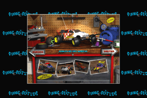 3-D Ultra Radio Control Racers 2