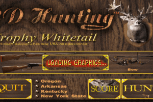 3D Hunting: Trophy Whitetail 0