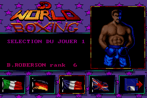 3D World Boxing 3