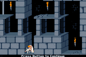 4D Prince of Persia abandonware