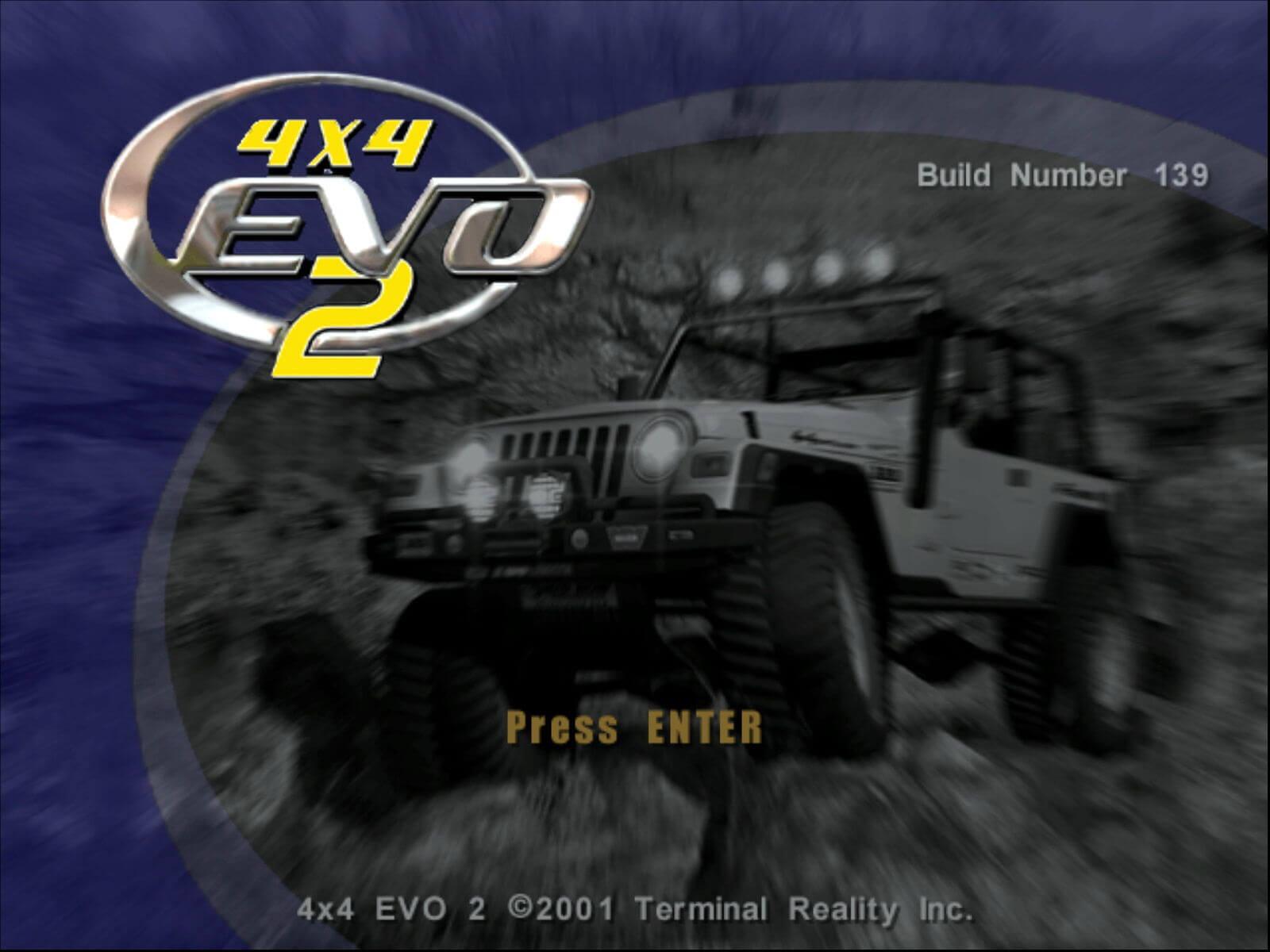 4x4 evolution download