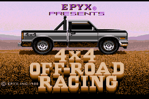 4x4 Off-Road Racing 0