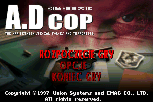 A.D Cop: Overseas Mission 0