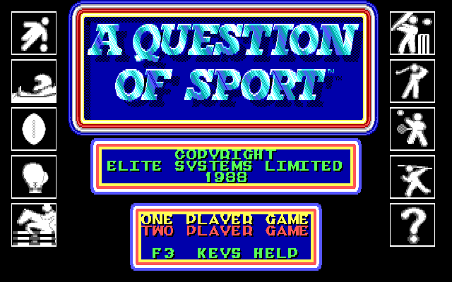 A Question of Sport 2