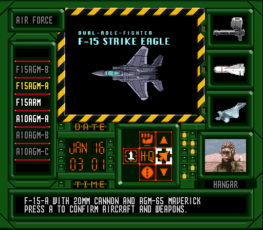 A.S.P.: Air Strike Patrol 7