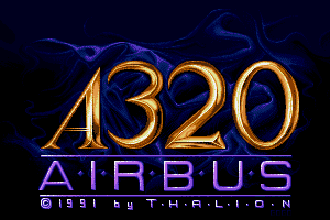 A320 Airbus: Edition Europa 1