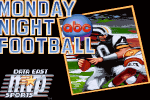ABC Monday Night Football 2