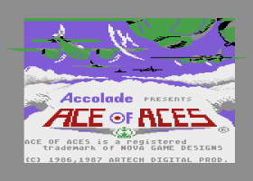 Ace of Aces abandonware
