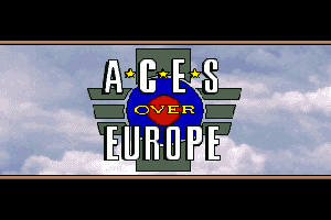 Aces Over Europe 1