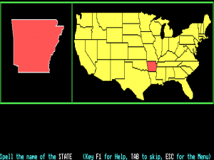 Across the USA abandonware