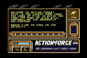 Action Force 0