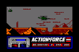 Action Force 4