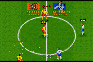Action Soccer 12