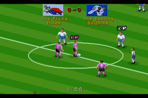 Action Soccer 5