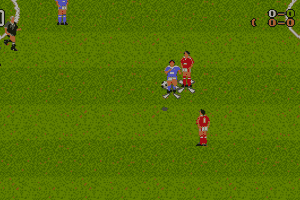 Action Sports Soccer 5