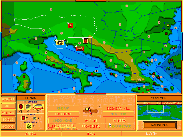 Advanced Civilization 11