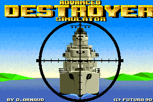 Advanced Destroyer Simulator 0