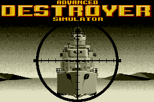 Advanced Destroyer Simulator 1