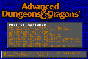 Advanced Dungeons & Dragons: Collector's Edition 1