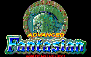 Advanced Fantasian: Quest for Lost Sanctuary 0