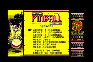 Advanced pinball simulator game - giant bomb