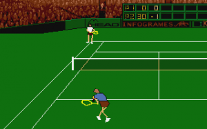 Advantage Tennis 11