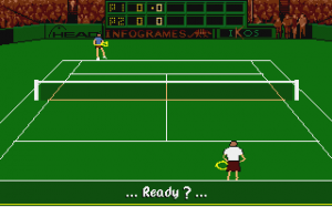 Advantage Tennis 8