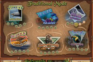 Adventure Inlay - Safari Edition abandonware