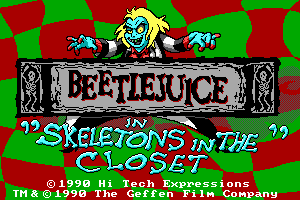 Adventures of Beetlejuice: Skeletons in the Closet 0