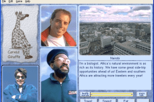 Africa Trail abandonware