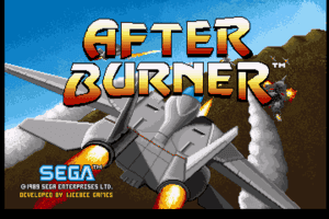 After Burner II 0
