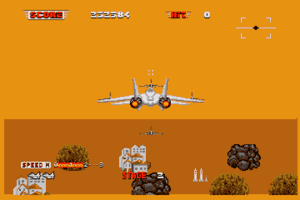 After Burner II abandonware