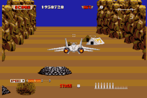 After Burner II 16