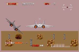 After Burner II 18
