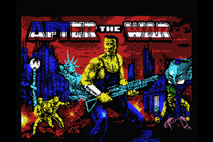 After the War abandonware