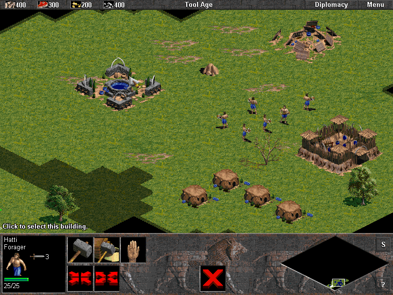 age of empires 1 emulator