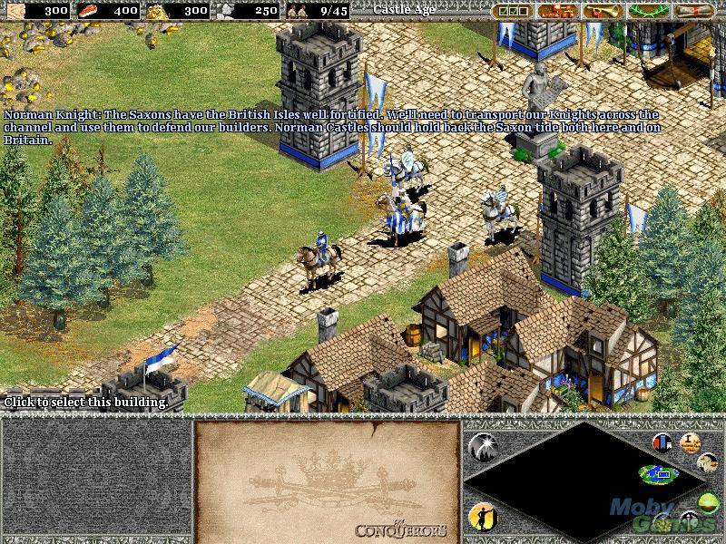 Age of Empires Gold.iso Demo