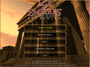 Age of Empires: The Rise of Rome 0
